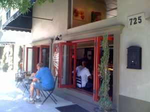 Amsterdam Coffee Shop: downtown Paso Robles